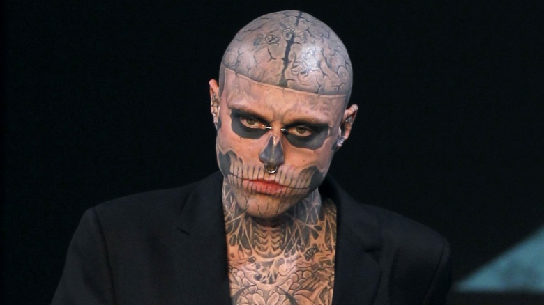 The Untold Truth Of Zombie Boy