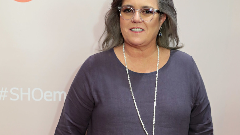 Who is Rosie O'Donnell's much younger fiancee?