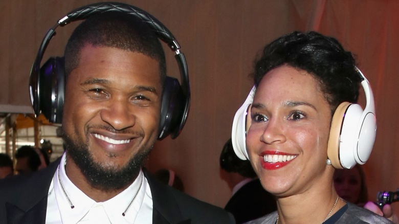 Usher files for divorce from estranged wife Grace Miguel