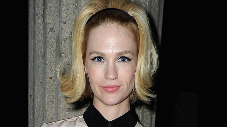 Why January Jones isn't the star Hollywood wanted
