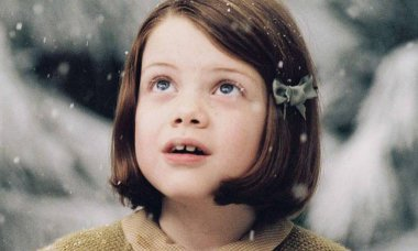 Georgie Henley in The Chronicles of Narnia as Lucy