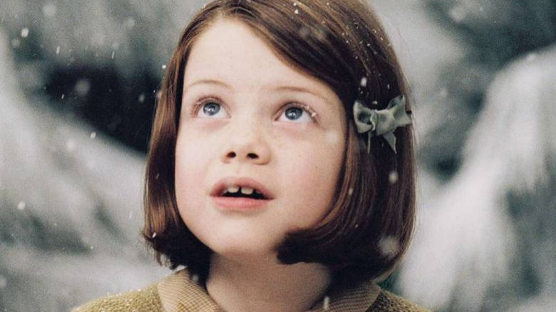 The girl from Chronicles of Narnia grew up to be gorgeous