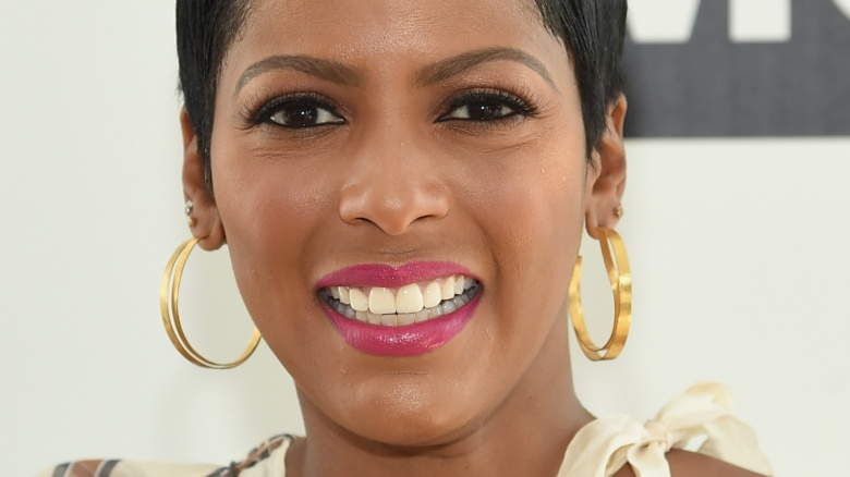 Tamron Hall reveals she's married and pregnant